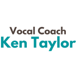 Vocal Coach Ken Taylor Logo