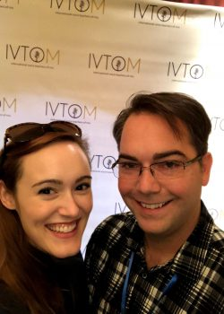 IVTOM Event Ken & Kirsten