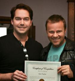 Ken and Brett